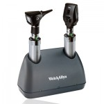 Welch Allyn 3.5V Elite Desk Set with Lithium Handles