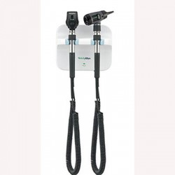 GS777 Elite Wall Unit with Coaxial Ophthalmoscope & Macroview Otoscope