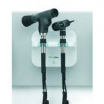 GS777 Panoptic Wall Unit with Panoptic Ophthalmoscope & Macroview Otoscope