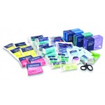 British Standard Refill for Small Workplace First Aid Kit (BS8599-1) x1 CODE:-MMAID007