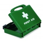 HS3 Empty First Aid Box (Clear) CODE:-MMAID003