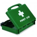 HS4 Empty First Aid Box CODE:-MMAID004