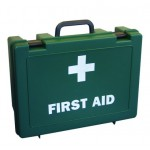 HS2 Empty First Aid Box CODE:-MMAID002