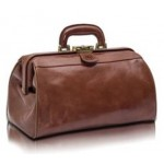 Elite Compact Leather Doctor's Bag   CODE:-DOCBAC1