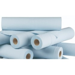 "Couch Rolls 2-ply 50cm (20"") x 40 Meters x 9 Rolls CODE:- COUCB9/ COUCH"