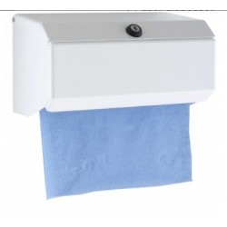 Tork Wall Mounted Couch Roll Dispenser White  CODE:-MMCRD002
