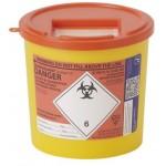 SHARPSGUARD® orange Bin 2.5Ltr(DD472OL)