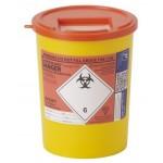 SHARPSGUARD® orange Bin 3.75Ltr (DD474OL)