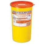 SHARPSGUARD® orange Bin 5Ltr(DD471OL)