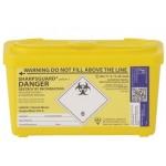 SHARPSGUARD® Yellow Bin 1Ltr(DD479YL)