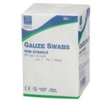Gauze Swab Non-Sterile 8ply 5cm x 5cmx 100 (1650 )
