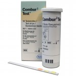 Combur - 3 Test (50 Strips in a bottle) , CODE:-MMURS002
