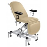 Fusion Phlebotomy Chair with Hydraulic Height Adjustment ,Vinyl - Anti Bacterial , CODE :-MMCHR008