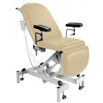 Fusion Phlebotomy Chair with Electric Height Adjustment ,Vinyl - Anti Bacterial , CODE :-MMCHR009