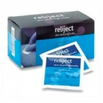 Reliject Pre-Injection Swabs Skin Cleansing X100