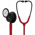 3M Littmann Classic III Stethoscope -Burgundy with Black CODE:-MMCSTE20/LBBK