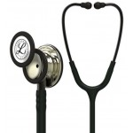 3M Littmann Classic III Stethoscope - Black with Champagne Chest-piece CODE:-MMCSTE20/LBC