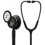 3M Littmann Classic III Monitoring Stethoscope Black with Smoke Chestpiece CODE:-MMCSTE20/LBS