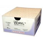 Coated Vicryl undyed 3 - W9516T