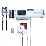 Welch Allyn Connex Integrated Wall System - Basic plus Vital Signs