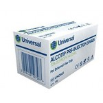 Universal Alcotip Pre-Injection Swab x 100