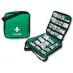 First Aid Kit In Nylon Case