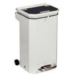 Sunflower 70 Litre Bin (Black Top)