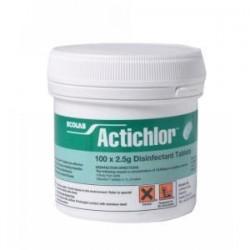 Actichlor Tablets 2.5g x 100