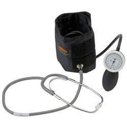 Aneroid Self Test Model Cuff & Stethoscope Combined