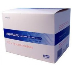 Aquagel Lubricating Jelly Sachets 5g X 150