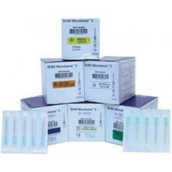"BD Microlance Hypodermic Needles 22G x 1.5"""