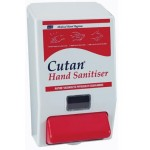 Cutan Hand Sanitiser Wall Dispenser for 1 litre cartridges