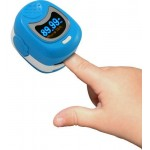Daray Paediatric Fingertip Pulse Oximeter - In Blue