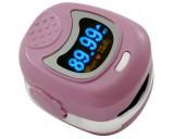 Daray Paediatric Fingertip Pulse Oximeter - In Pink
