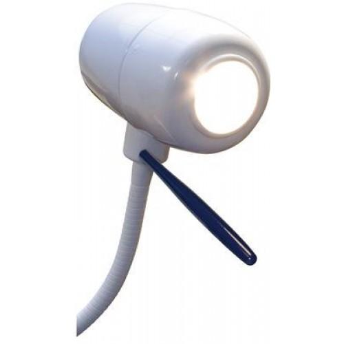 Wall Mounted Examination Lights : Daray X210LED Examination Light, IEC Plug, Wall Mounted