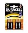 Duracell Ultra Batteries Size AA x 4