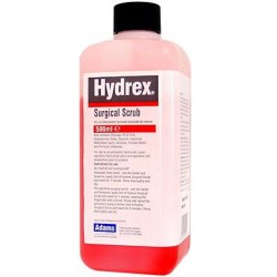 Hydrex Surgical Scrub 500ml