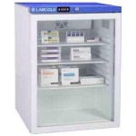 Labcold RLDG0510 150 Litre Under Bench Pharmacy Fridge with Glass Door