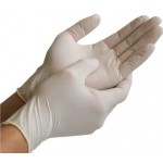 Vinyl Non Sterile Powder Free Gloves Large