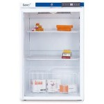 Lec PG307 107 Litre Benchtop/Undercounter Pharmacy Fridge with Glass Door