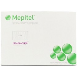 Mepitel Wound Contact Dressing 5cm x 7cm
