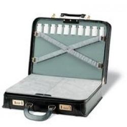 Prestige Leather Doctor's Briefcase