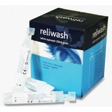 Reliwash Saline Eye wash 20ml x 25