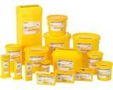 SHARPSGUARD® Yellow Bin 3.75Ltr