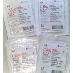 Urine Collection Bags -NEWBORN x10