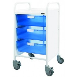 Vista 50 Trolley (3 Double Trays) CODE:-MMTRO010