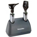 Welch Allyn 3.5v Elite Desk Set with NICAD Handle