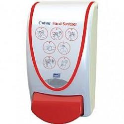 Cutan Hand Sanitiser Wall Dispenser for 1 litre cartridges